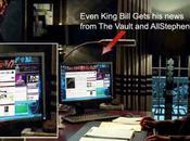 Even King Bill Gets News from Vault AllStephenMoyer