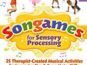 Book Review: Songgames Sensory Processing Aubrey Lande. OTR, Wiz, Lois Hickman