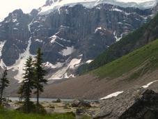 View from Panorama Ridge, Banff National Park