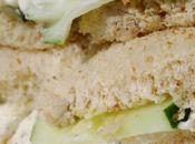 Cucumber Sandwich Recipe [Flickr]