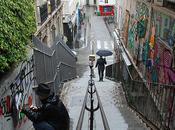 Nick Walker Stencil Work Paris