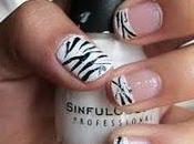 NOTW: Zebra Stripes!