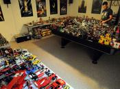 World Record Most Sets LEGOS: 1,250 Cover Every Surface Home YumaSun