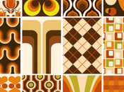 Inspirations Retro Living-room: Wall Coverings