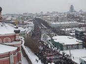 "Protestors Take Russian Streets ""March Against Jerks"""
