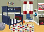 Design Board (Boy's Bedroom)