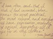 Wilder Style Words: Chimala Denim (or) Yves Nailed