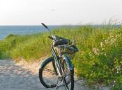 Lance Armstrong Biking Montauk