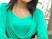 Hari Priya Photoshoot Sexy Pics Green