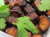 Masala Chai Roasted Tofu