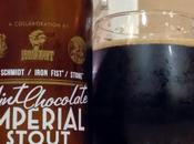 Stone Brewing Iron Fist Schmidt Mint Chocolate Imperial Stout