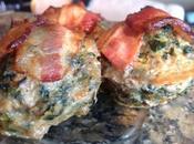 Recipe: Spinach-Pork Meatloaf Muffins