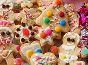 Gingerbread Cookies with Egg-free Royal Icing