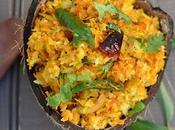 Carrot-Coconut Rice