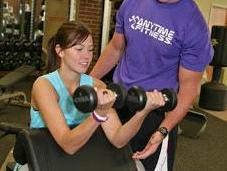 Achieve 'Anytime Fitness'