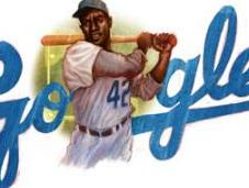 Baseball, Jackie Robinson Google.