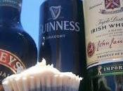 IRISH CUPCAKES Cupcake Ingredients:1 Guiness1 Stick,