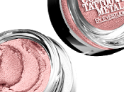 [SWATCH] Maybelline Studio Color Tattoo Metal Collection