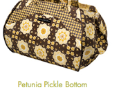 Daily Deal: Petunia Pickle Bottom Sale Layla Grayce, Boppy Bare Naked Pillow w/Slipcover, Organic BabyBjorn!