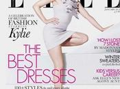 Kylie Minogue Loses Foot Poses Elle Cover