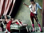 Supermodel Kate Moss Topless Spanish Vogue