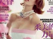 Cover: Arizona Muse Inez Vinoodh Vogue China March 2013