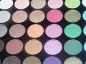Sephora Blockbustre Palette Swatches