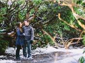 James Katy Engagement Shoot Sheringham Country Park Norfolk