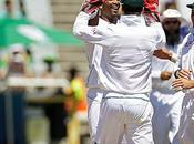 South Africa Clinched Series with Four-wicket