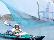 Retracing 75-year-old Journey Kayak, Alone