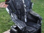 Game Thrones Iron Throne Made Keyboards