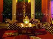 Moroccan Theme Corporate Party Thomas Kramer Residence, Star Island