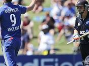 ODI: Anderson Eight-wicket England