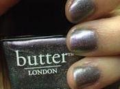 """NOTD: Butter London """"Knackered"""""""