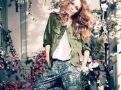 Vanessa Paradis H&M;'s Spring 2013 Conscious Campaign