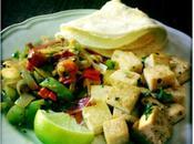 Fajitas Tofu