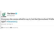 MARQUEE: Onion Said Something Mean About Quvenzhané Wallis People Mad!
