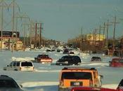 Blizzard Texas