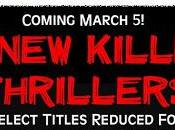 Killer Thriller Book Launch with Cheryl Kaye Tardif