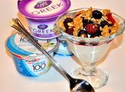 Weight Loss Breakfast Recipe: Berry Blast Granola-Yogurt Parfait
