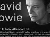Stream Bowie's Latest Album Free Through March