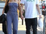 Fashion Miss: Paris Hilton's Blue Pantsuit