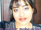 Easy Winter Makeup Look