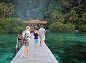 Memorable Stopoff Mansuar Island