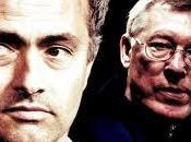 Mourinho Ferguson Head Head:United Real Madrid