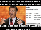 Video: Sen. Rand Paul Goes Condescending Rant Towards Hillary Clinton Benghazi Hearing