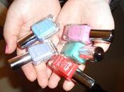 Barry Gelly Shine Nail Paints