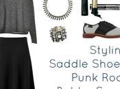 Allie: Style Saddle Shoes