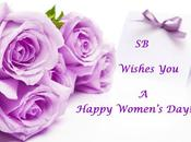 Happy Women's Day....