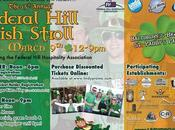 Who's Coming Federal Hill Irish Stroll With This Weekend?